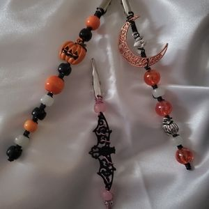 New mini's clips . Halloween ones now available!!